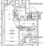 クロスエアタワー 5階 1K 190,000円の写真1-thumbnail