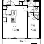 ブリリアタワーズ目黒 S-27階 1LDK 400,000円の写真1-thumbnail