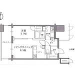 パークコート文京小石川ザ・タワー 26階 1LDK 250,260円〜265,740円の写真1-thumbnail