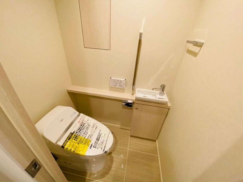 ミッドタワーグランド 6階 1LDK 215,000円の写真13-slider