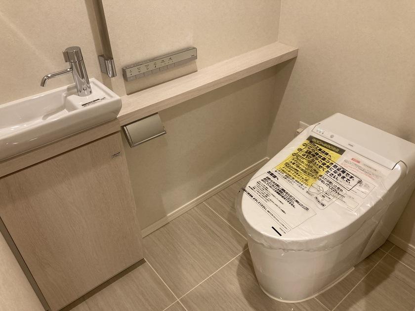 ミッドタワーグランド 16階 1LDK 216,000円の写真15-slider