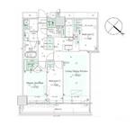 ミッドタワーグランド 29階 3LDK 420,000円の写真1-thumbnail