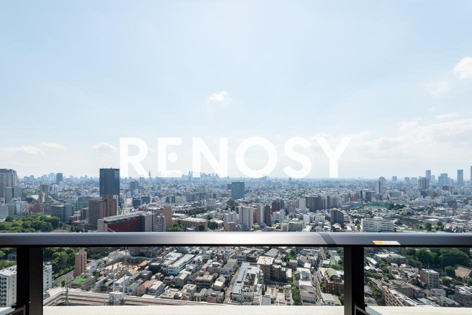 パークコート文京小石川ザ・タワー 34階 2LDK 339,500円〜360,500円の写真29-slider