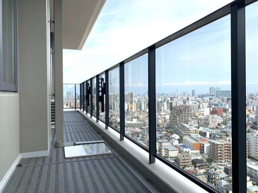 パークコート文京小石川ザ・タワー 23階 2LDK 560,000円の写真29-slider
