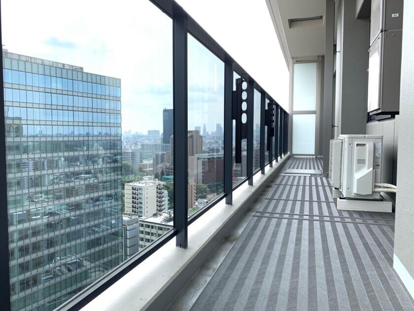 パークコート文京小石川ザ・タワー 23階 2LDK 560,000円の写真30-slider