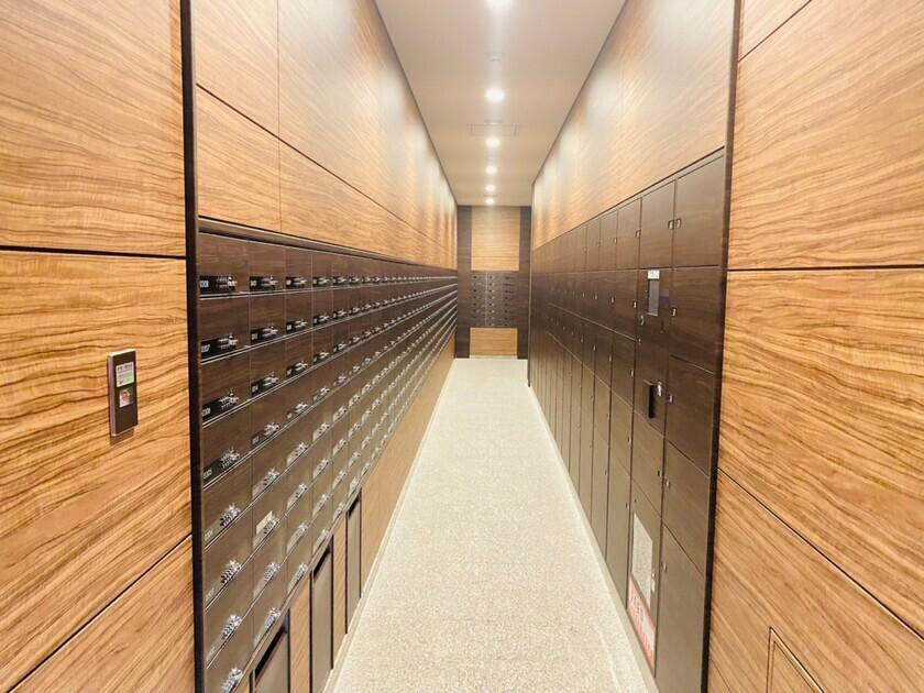 ブリリアタワーズ目黒 サウスレジデンス 4階 1R 210,000円の写真24-slider