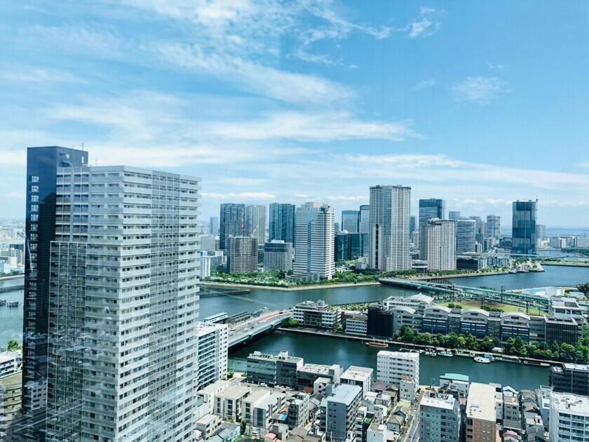ミッドタワーグランド 31階 2LDK 800,000円の写真25-slider