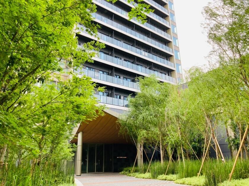 ミッドタワーグランド 31階 2LDK 800,000円の写真28-slider