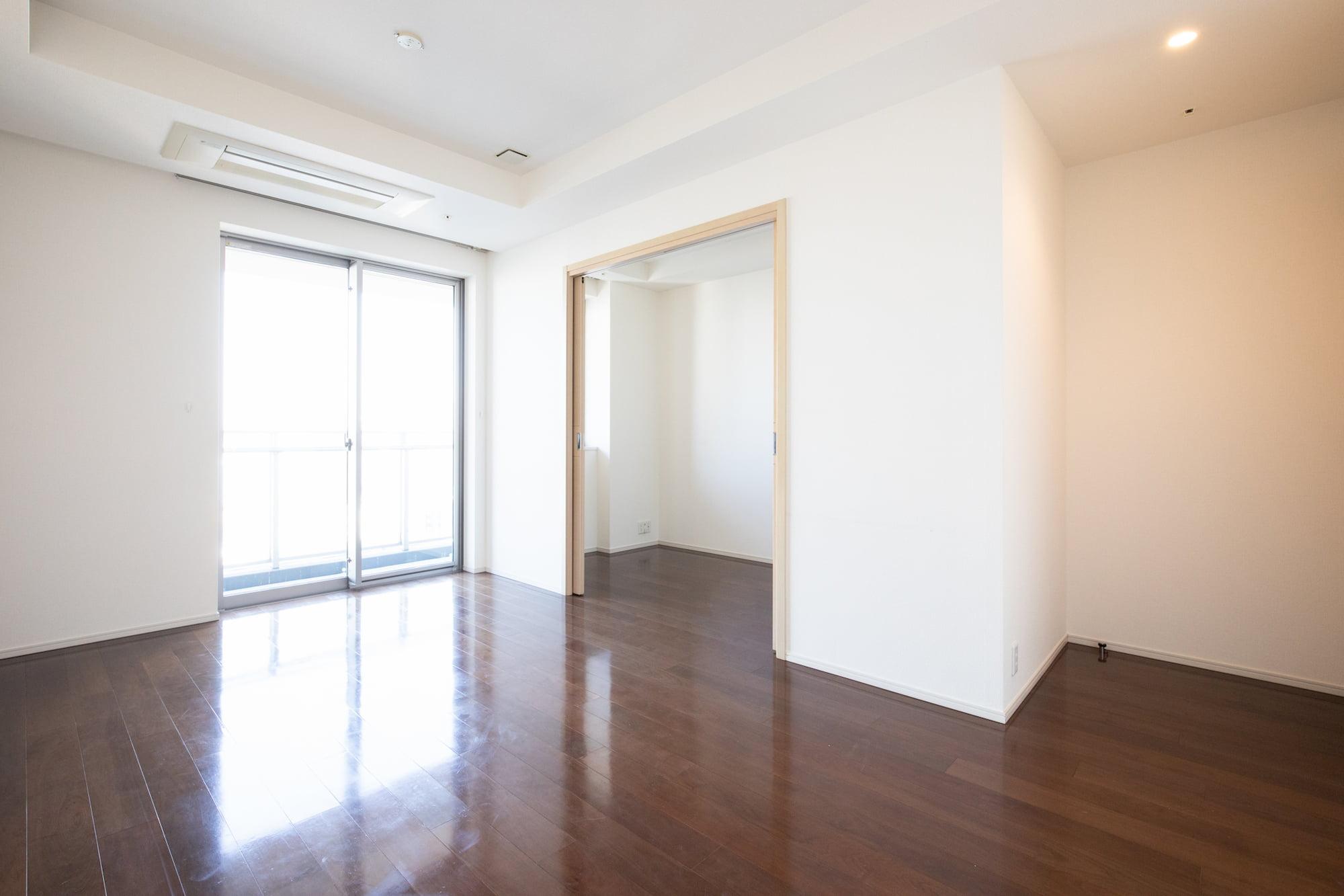 赤坂タワーレジデンス トップオブザヒル16階