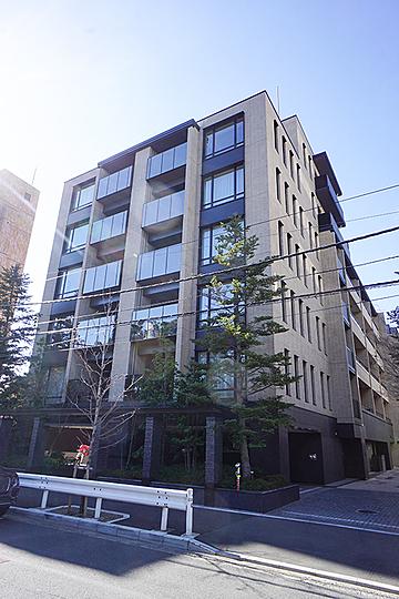 ザ・パークハウス麻布外苑西通り3階