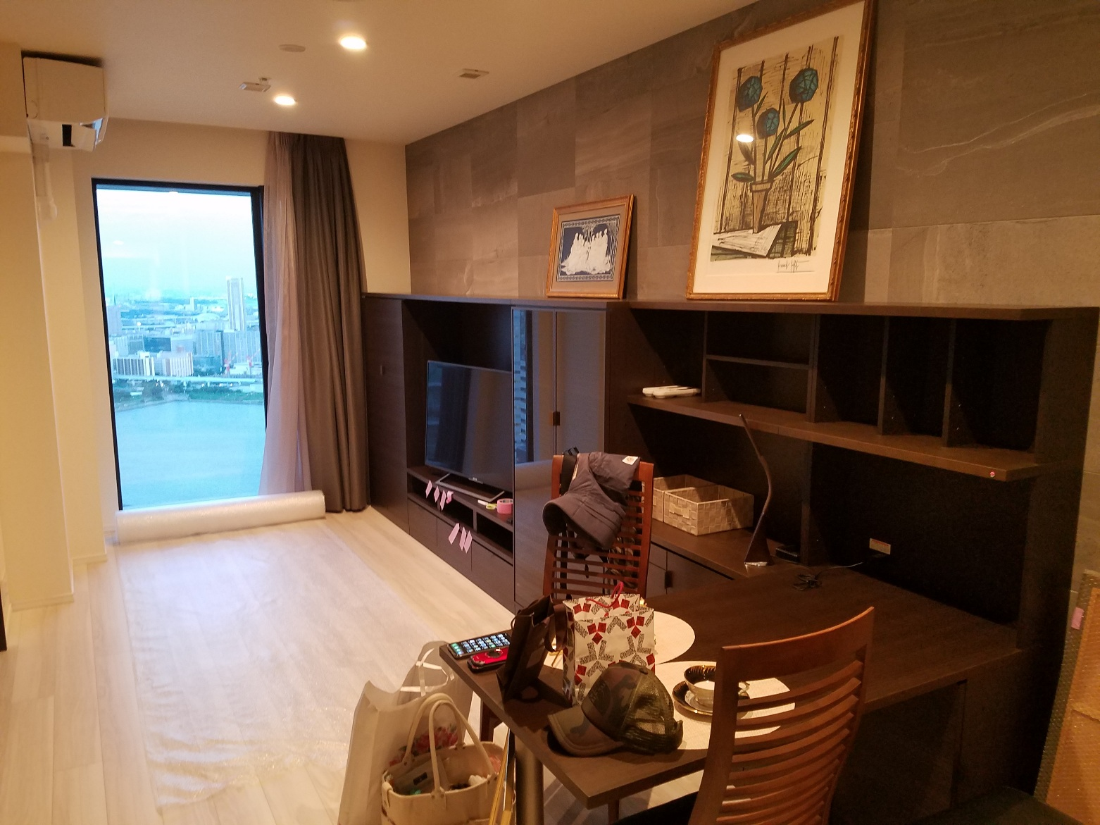 ドゥ・トゥール49階