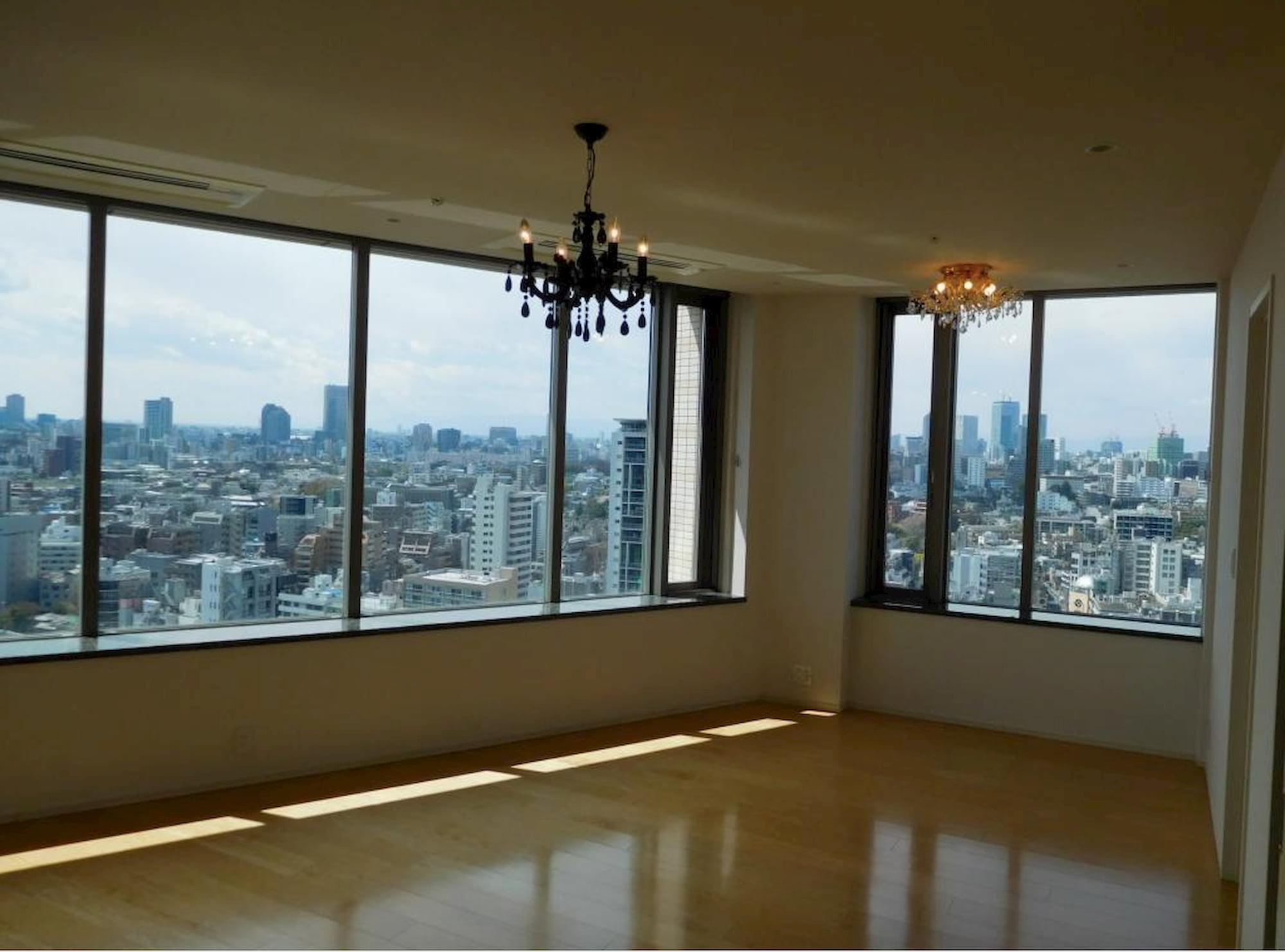 パークコート麻布十番ザ・タワー23階