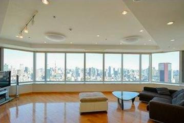 白金タワー42階